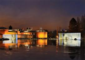 Museumpark parkeergarage Rotterdam geopend