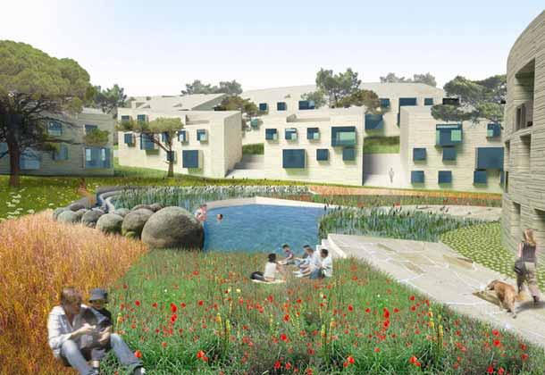Park Life Joubert Architecture
