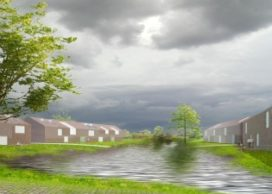 Nederlanders ontwerpen 'overstromingswijk' in Groot-Brittannië
