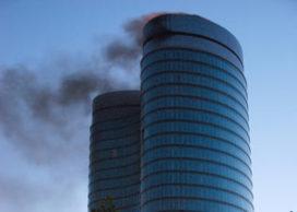 Opnieuw brand in Rabotoren Utrecht