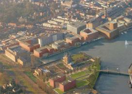 Stadswerven in Dordrecht