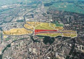 Ontwikkeling stationsgebied Breda afgeblazen