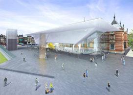 Opening Stedelijk Museum Amsterdam uitgesteld tot volgend jaar