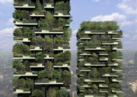 Verticaal bos in Milaan