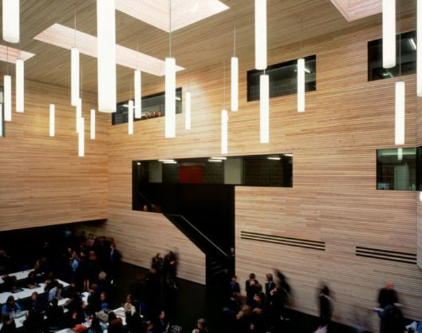 Stirling Prize 2010 _ChristsCollege