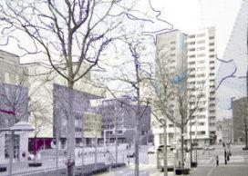 Topexpositie in woontoren New Orleans Rotterdam