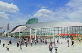 Eerste deel nieuwe stationshal Utrecht Centraal open