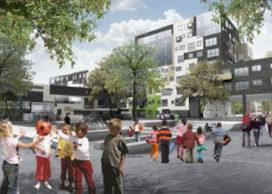 Bouwstart 'Het Gebouw' in Leiden Noord