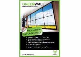 Advertorial: GREENWALL; eerste duurzame wandsysteem!