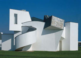 Gehry-tentoonstelling in Vitra Design Museum