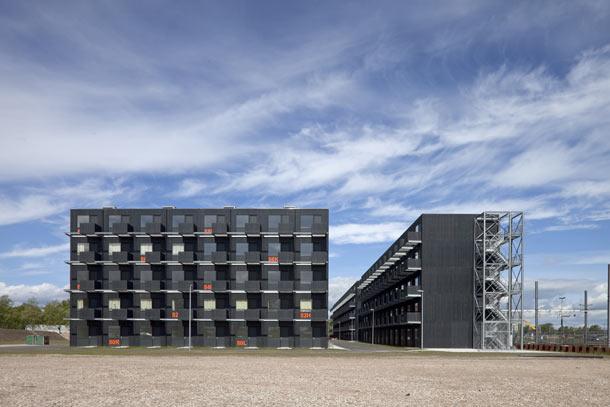 Winnaar VKG Architectuurprijs 2010: Studentenwoningen Zuiderzee Amsterdam
