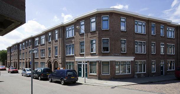 Winnaar VKG Publieksprijs 2010: Renovatie woningen Rotterdamsestraat Scheveningen