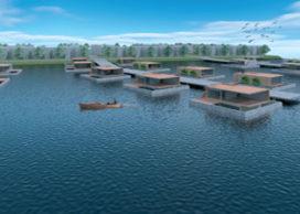 Ronday Winkelaar Architecten zoekt het water op