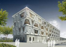 Start bouw Laboratorium voor Infectieziekten Groningen