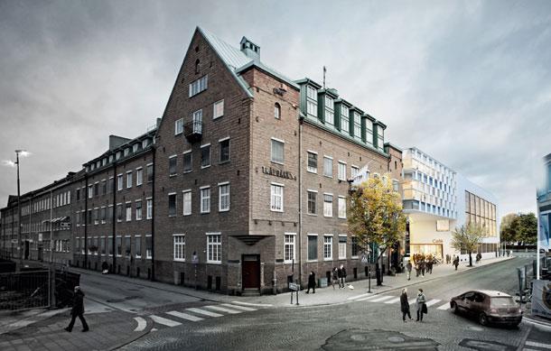 3xN wint opdracht in Zweden