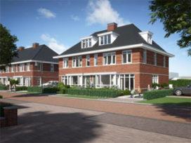 22 woningen in villapark Eikelenburgh in Rijswijk