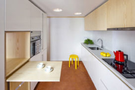 Tiny appartement in Barcelona