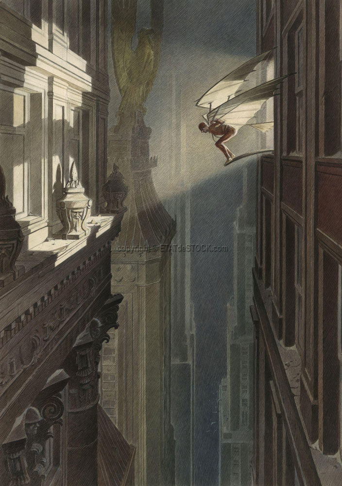 Jeroen Apers - De tekeningen van François Schuiten