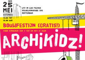 Archikidz Rotterdam zoekt architecten!