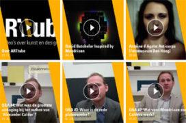 Vijf musea komen met videokanaal ARTtube