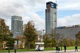 Babylon Den Haag bereikt hoogste punt