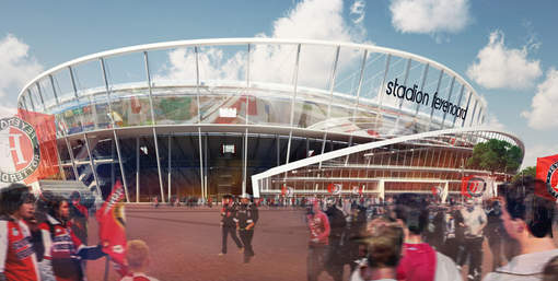 BAM plan De Kuip Rotterdam - opinie Harm Tilman