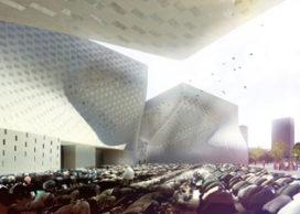 BIG ontwerpt cultureel centrum in Albanië