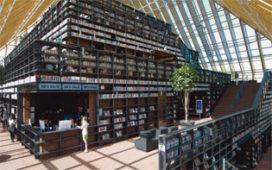 Verbazing omtrent de Boekenberg van MVRDV