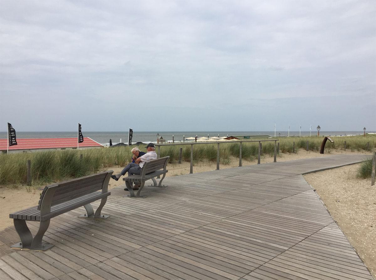 Parkeergarage Katwijk - BNA Gebouw van het Jaarprijs - Opinie Harm Tilman