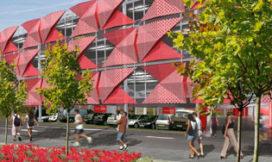 De Bever ontwerpt buitenkant parkeergarage Almelo