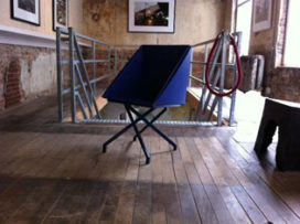 Box Chair wint de Thonet Mart Stamprijs 2011