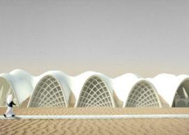 Meer werk in buitenland voor Nederlandse architecten
