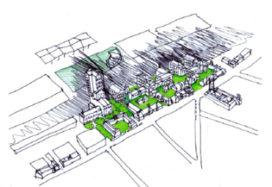 Gezocht jonge architecten voor Clarissenhof Tilburg