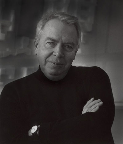 David Chipperfield opinie dresscode zwart