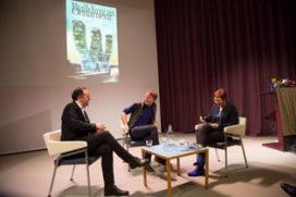 Een debat zonder angel, boekpresentatie 'Building as ornament'