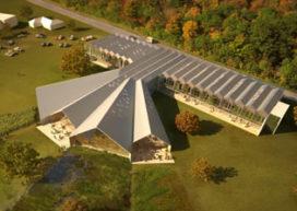 Duurzaam hotel en congrescentrum in Denemarken