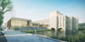 diederendirrix architecten ontwerpt raadhuis Krimpen aan den IJssel