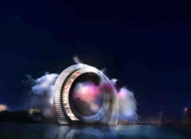 Dutch Windwheel combineert energiewinning en ontspanning