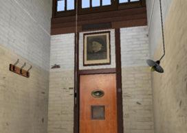 Doodencel 601 Scheveningen wordt museum