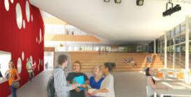 DP6 wint aanbesteding Krimpenerwaard College