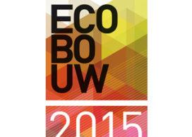 Ecobouw 2015: duurzaam ontwerpen, bouwen en exploiteren