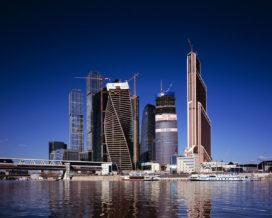 Van Egeraat wint Property Award voor Mercury Tower in Moskou