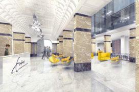 Erick van Egeraat ontwerpt 'Erasmus University College', Rotterdam