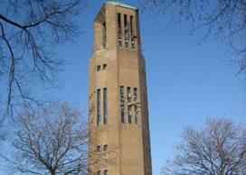 Glazen stolp over toren serieuze optie