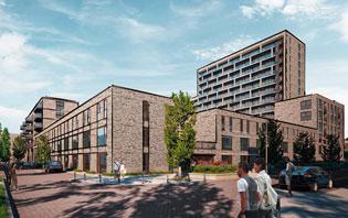 Haags Energiekwartier krijgt 450 woningen