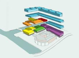 Twee Snoeken hoofdarchitect optimalisatie Stadhuis Amsterdam