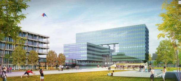 FLUX, TU/e Architectuurstudio HH