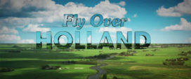 Fly Over Holland toont ons land in een uur