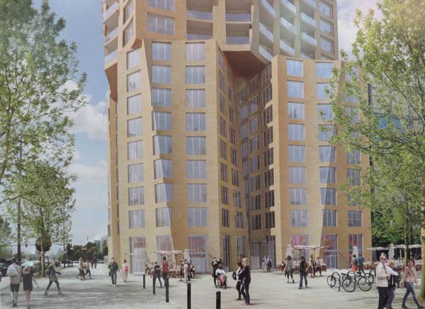 Gehry_Berlijn_Woontoren