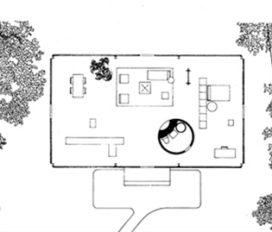 Samenwerking van aken architecten en Philip Johnson